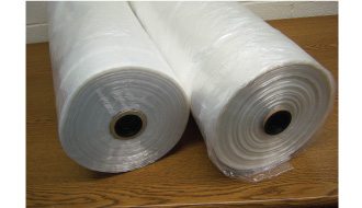 Rolls of Poly Bags for Rebagging table linens